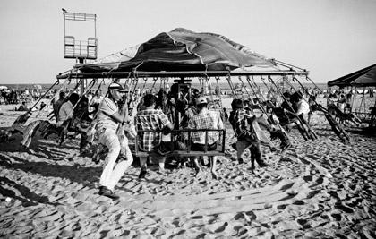 Photographie couradette Societe du temps libre - India