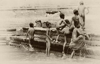 Photographie couradette Tempus fugit - Cambodge